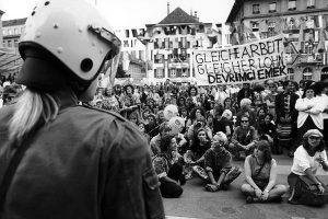 Antifa-Abend   Frauenstreik, Was geht am 8. März?