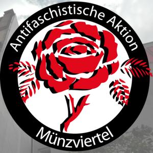 Antifa-Abend: Sticker, Hufeisen, Ida-Ehre & Verfassungschutz