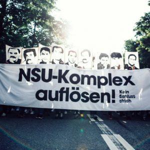 Antifa Abend: Ein Jahr nach dem urteil: Der NSU-Komplex aktuell