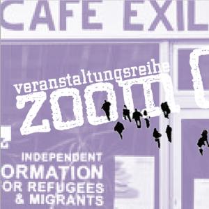 Das Cafe Exil im Münzviertel - 25 Jahre antirassistische Beratung
