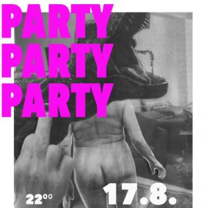 Party Party Party - Techno & Trash im ViZi