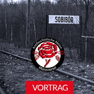 Antifa-Abend: Der Aufstand jüdischer Häftlinge im Vernichtungslager Sobibór