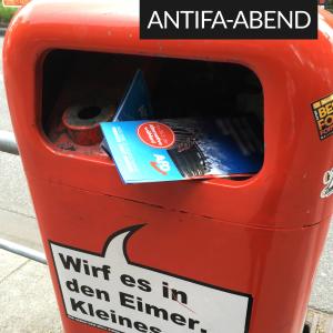 Antifa-Abend: Die AfD Hamburg - Rechte Netzwerke im Wahlkampf